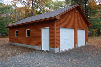 Brownell lumber company post and beam timber frame homes for 28x36 garage